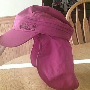 Jack Wolfskin Waterproof Hat